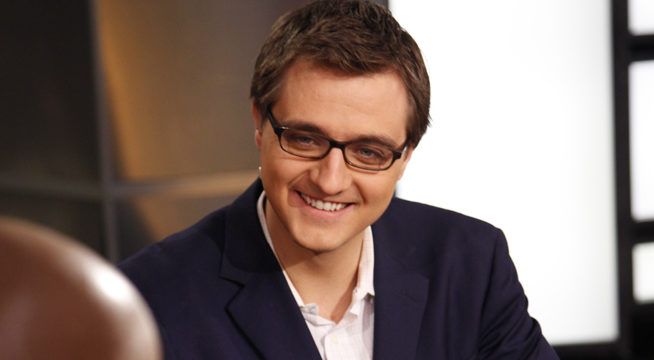 MSNBC's Chris Hayes: No Symmetry Between Fox News And ...