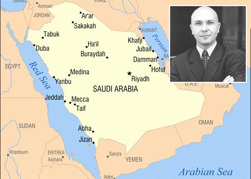A gay Saudi diplomat named Ali Ahmad Asseri applied for