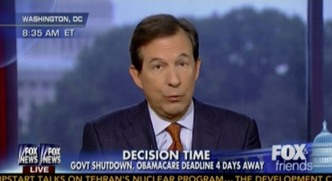 Fox's Chris Wallace On Obamacare Vote: GOP 'Made It Too Easy' For Democrats  (VIDEO)