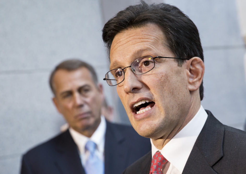 House Gop Is Determined To Make It >> Cantor: 'Distrust' Of Obama Among GOP On Enforcing Laws, Immigration – Talking Points Memo