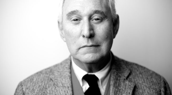 Roger Stone suspended from Twitter