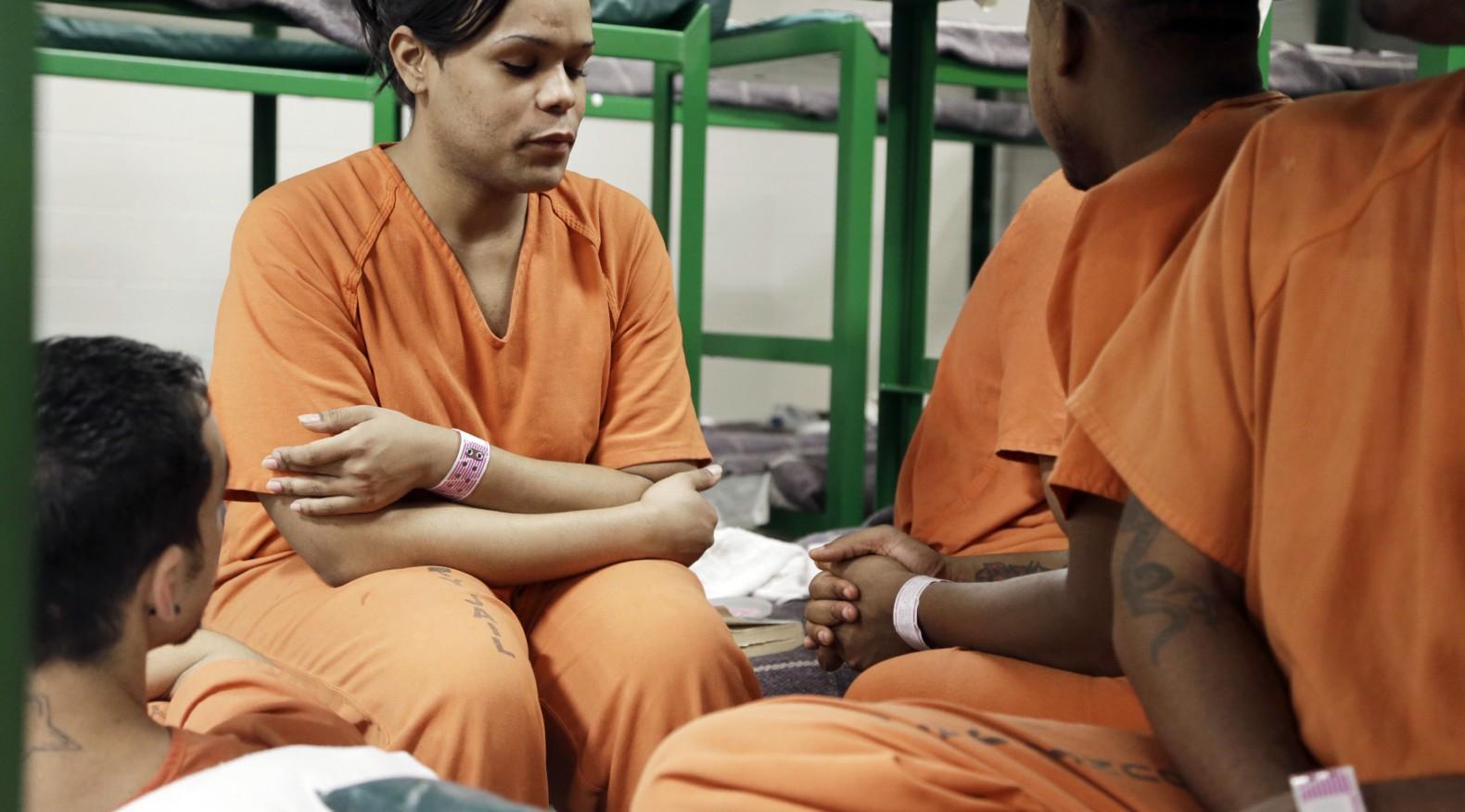 treatment of transgender prisoners essay