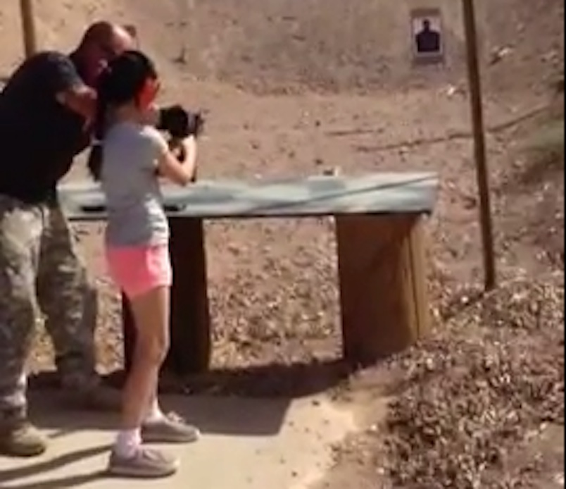 9-Year-Old's Uzi Tragedy Reveals Wild World Of Gun Tourism