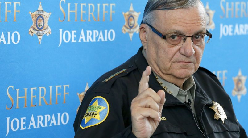 9th Circuit Appoints Special Counsel To Defend Arpaio Ruling