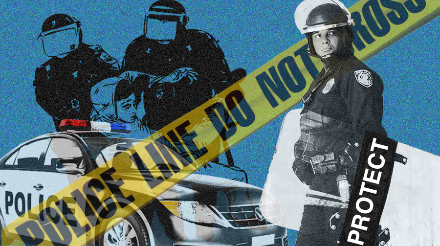 Black and Blue: Cops of Color in Post-Ferguson America – Talking ...
