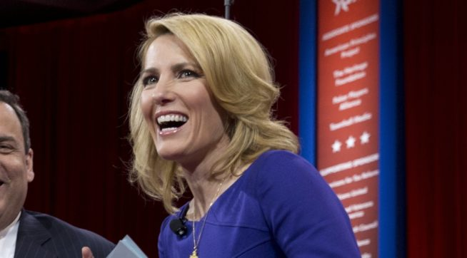 Laura Ingraham Launching New Fox Show in October