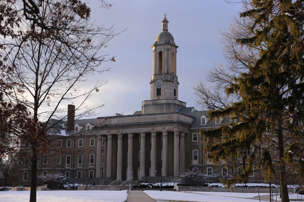 Penn State Bounces Fraternity For 3 Years Over Nude Photo