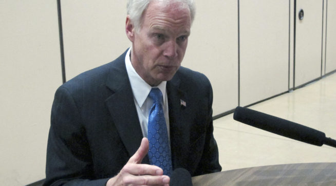 Ron Johnson: McCain Is 'Not Impaired In Any Way, Shape Or Form ...