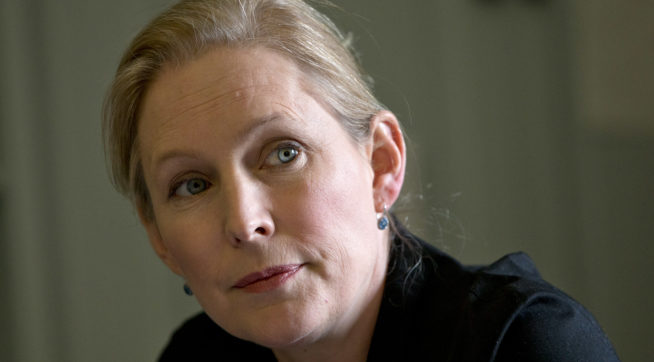 Gillibrand: Bill Clinton Should Have Resigned Over White House Affair