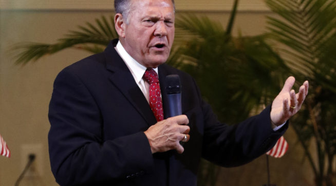 Strange, Moore agree to debate ahead of runoff to Senate