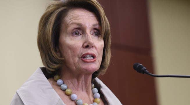 Pelosi: Impeaching Trump Is 'Not Someplace' I Think Dems Should Go