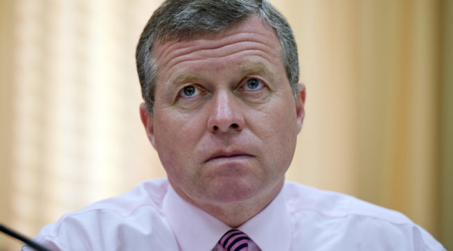 Charlie Dent Saw the Handwriting on the Wall, Conservatives Celebrate His Retirement