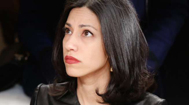 Trump Suggests Hillary Clinton's Former Top Aide Huma Abedin Should Be Jailed