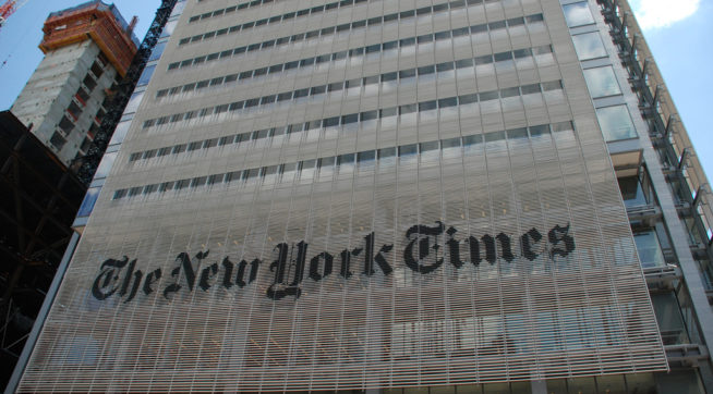 Donald Trump Welcomes New Publisher of 'Failing' New York Times, AG Sulzberger