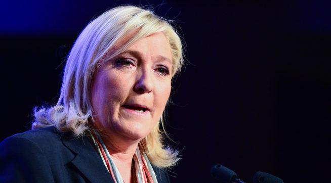 Marine Le Pen formally investigated in European Union  funding inquiry