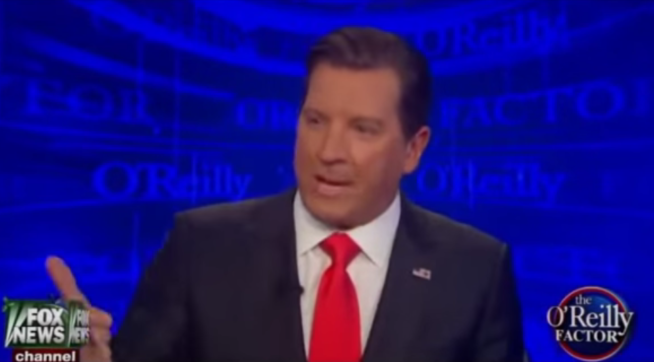 Eric Bolling sent unsolicited dick pic to Fox News colleagues