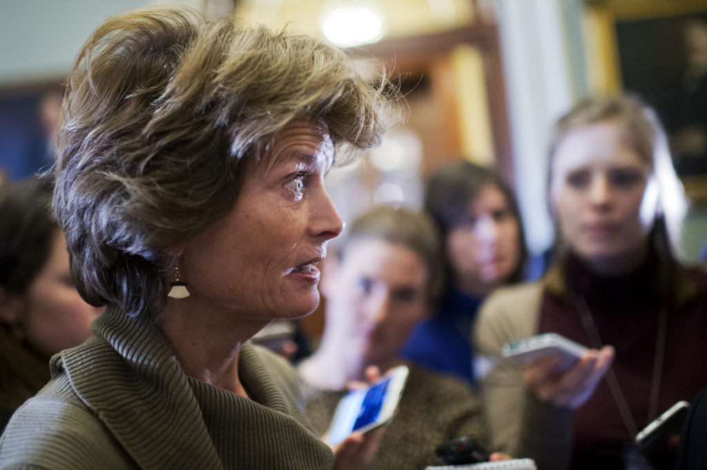 Murkowski out on repealing ACA
