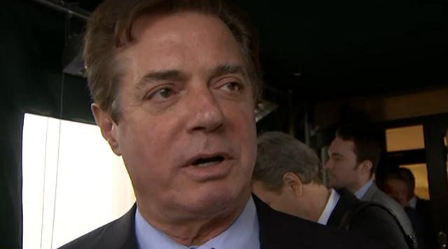 Paul Manafort sends docs to Senate Intel for Russian Federation probe