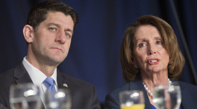 photo image Ryan And Pelosi To Meet Wednesday To Discuss Future Of DACA Protections