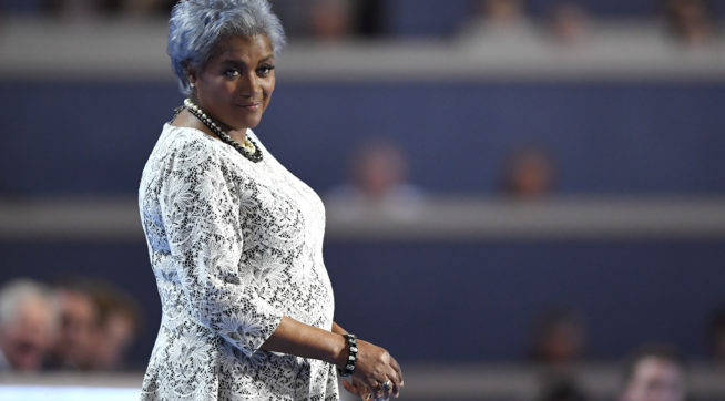 Brazile: 'No evidence' primaries were rigged in favor of Clinton
