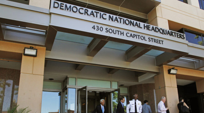 Prosecutors mull charges in DNC hacking