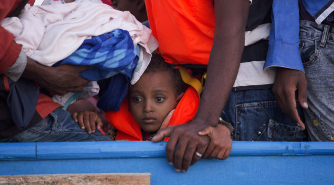 EU Peers Reject Italy's Request To Take In Migrants Rescued At Sea