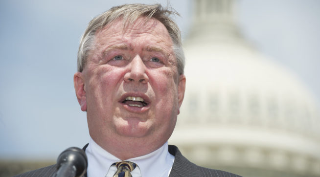 photo image Ex-Rep. Stockman Aide Pleads Guilty To Fraud In Helping Boss Misuse Donations
