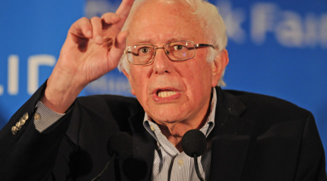 Bernie Sanders: 'Cardi B Is Right' About Social Security