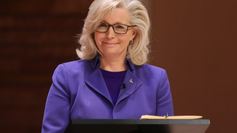 Liz Cheney: Rand Paul Is 'Sympathizing With Terrorists' By Opposing Haspel