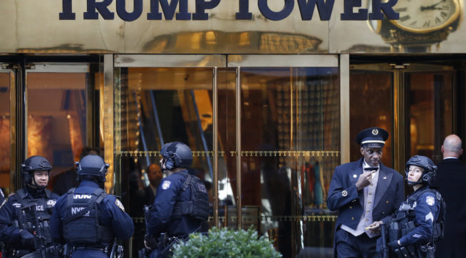 US Military Leases Trump Tower Office for $130K a Month