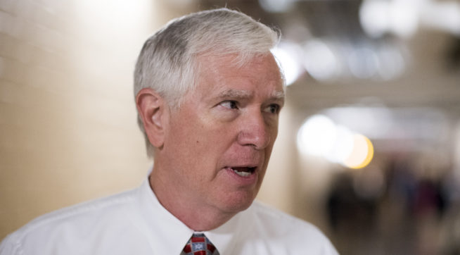 US Rep. Mo Brooks announces candidacy for US Senate