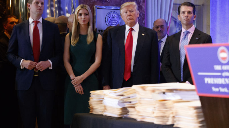 New York Sues Trump for Using His Foundation As A Slush Fund
