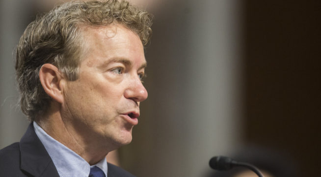 Trump Was Reportedly Annoyed Rand Paul Publicly Trashed Senate Repeal Bill – Talking Points Memo