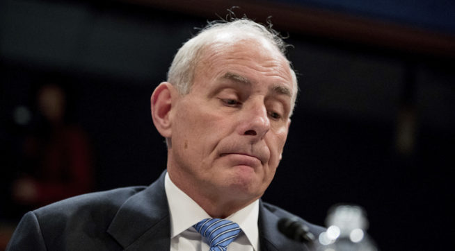 Kelly Assailed For Saying Immigrants 'Don't Integrate Well, Don't Have Skills'