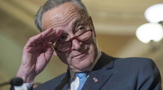 Democrats Open to Blocking Trump's FBI Pick, Says Schumer