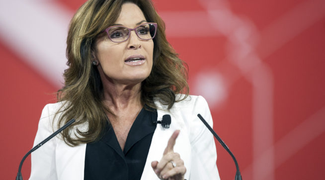 Judge dismisses Palin defamation case against New York Times
