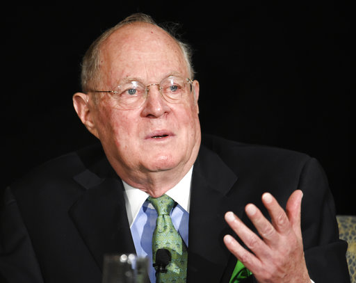 Justice Kennedy is retiring and much of Twitter thinks we're doomed