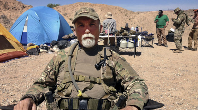 Man Gets 8 Years In Nevada Ranch Standoff Case