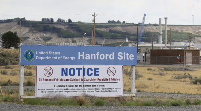 Tunnel collapses at USA nuke site, no radiation leak