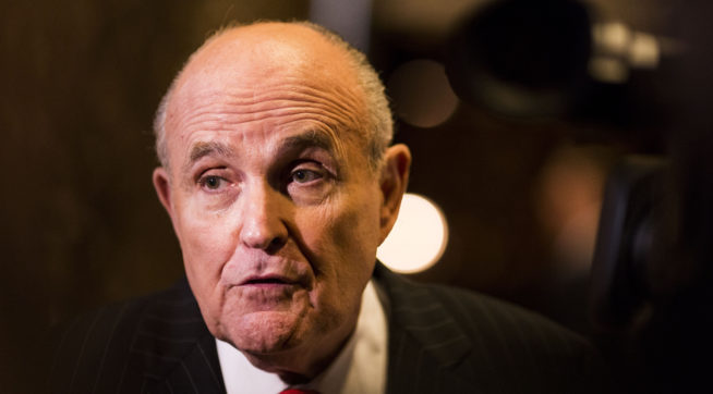 Giuliani On Trump's Aggressive New Legal Strategy: Time For Ty Cobb To Go
