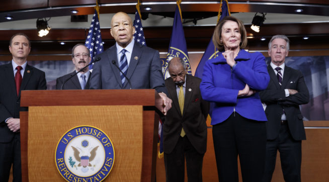 House Democrats circulate petition to force vote to create an independent commission