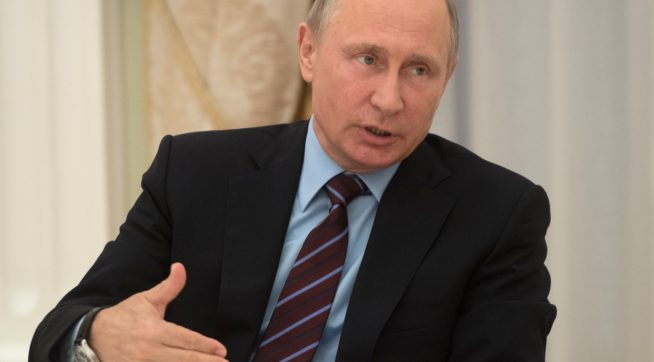 USA election claims fiction, insists Vladimir Putin
