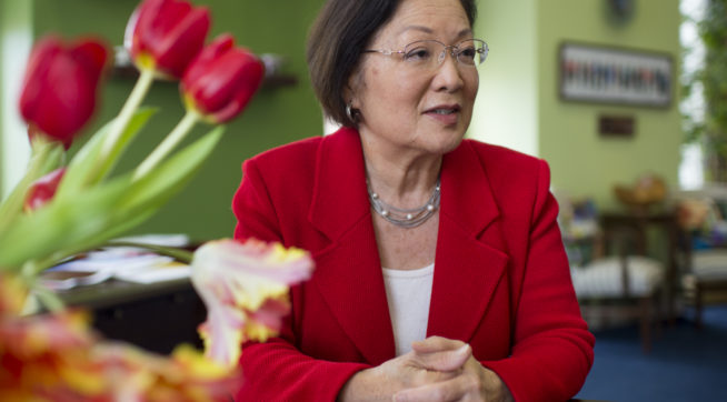 Sen. Mazie Hirono Announces She Has Kidney Cancer, Expects 'Full Recovery'