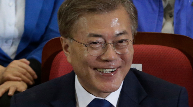 South Korean leader Moon discuss North Korea with China's Xi: Blue House