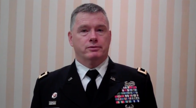 US Army commander tapped to be deputy national security adviser