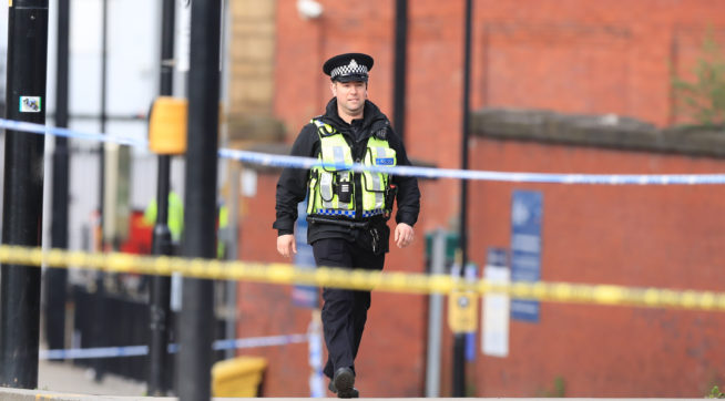 United Kingdom  raises terror threat to 'critical'