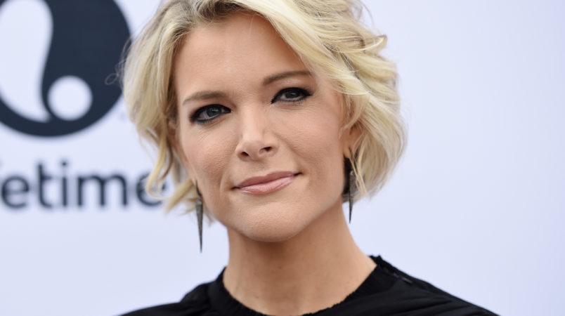 Commentator Megyn Kelly poses at The Hollywood Reporter's 25th Annual Women in Entertainment Breakfast at MILK Studios on Wednesday, Dec. 7, 2016, in Los Angeles. (Photo by Chris Pizzello/Invision/AP)