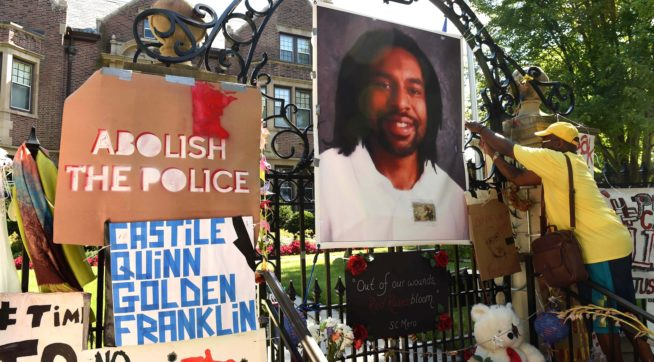 Authorities Release Dashcam Footage From the Philando Castile Shooting