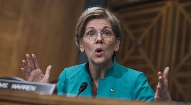 How Warren turned into an enthusiastic supporter of single-payer health care