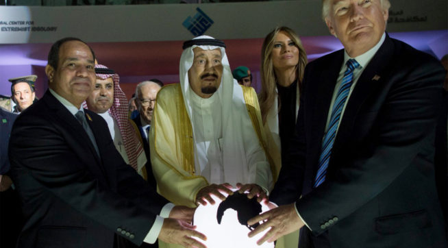 Trump's Massive Saudi Arms Sale Was All Sizzle And No Substance